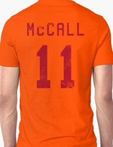 McCall Jersey- Red T-Shirt