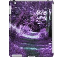Enchantment Way iPad Case/Skin