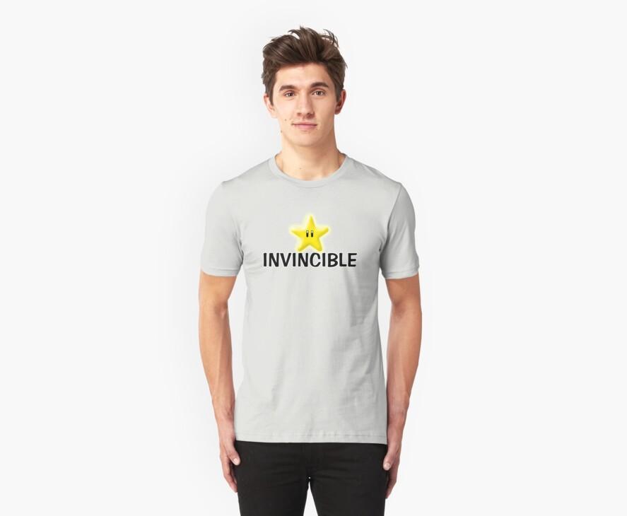 invincible by digerati