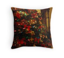 Home for Christmas Throw Pillow