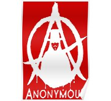 Anonymous is Vendetta Poster