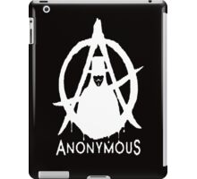 Anonymous is Vendetta iPad Case/Skin