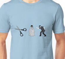 Cut It Out! Unisex T-Shirt