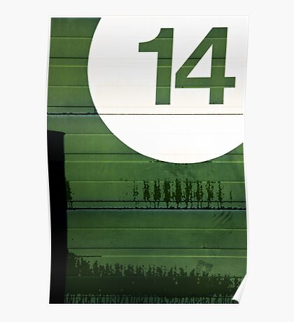 14 Poster