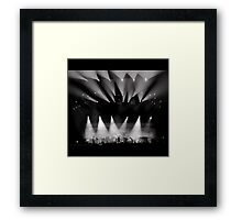 """I will scream my lungs out till it fills this room."" Framed Print"