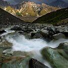 Tasman Valley Vista by Robert Mullner