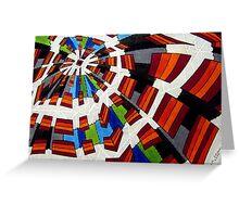 283 - DESIGN - 04 - DAVE EDWARDS - COLOURED PENCILS - 2009 Greeting Card