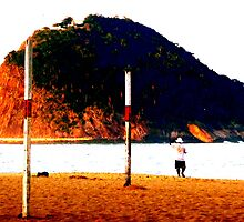 Copa Cabana Beach, Rio by atoth