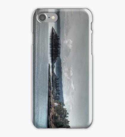 Safe From Harm iPhone Case/Skin