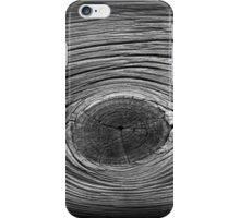 wood texture iPhone Case/Skin