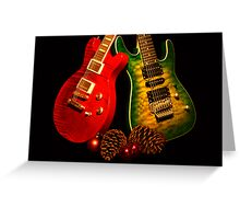 Christmas Rocks! Greeting Card