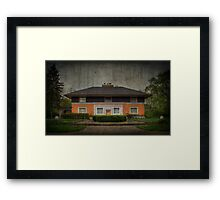 William H. Winslow House Framed Print