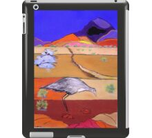 Cry of the Curlew iPad Case/Skin