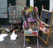 A winter day in Amsterdam (2) by Marjolein Katsma
