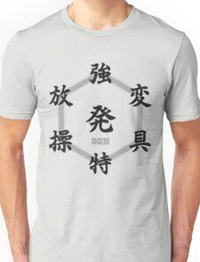 Hunter x Hunter Hatsu Diagram Unisex T-Shirt