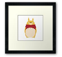 My Neighbour Winnie Framed Print