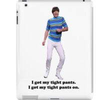 Tight Pants iPad Case/Skin