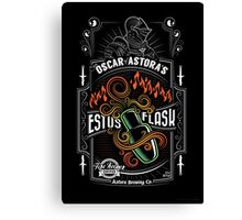 Sir Oscar of Astora's Estus Flask Poster Canvas Print