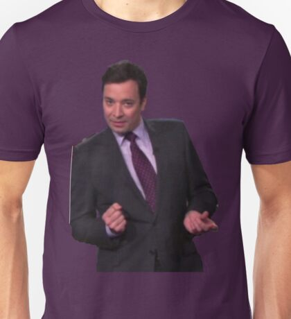 Jimmy Fallon Dancing Unisex T-Shirt