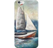 Genade hawe - Harbour of Grace iPhone Case/Skin