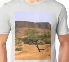 an awesome Chad landscape Unisex T-Shirt