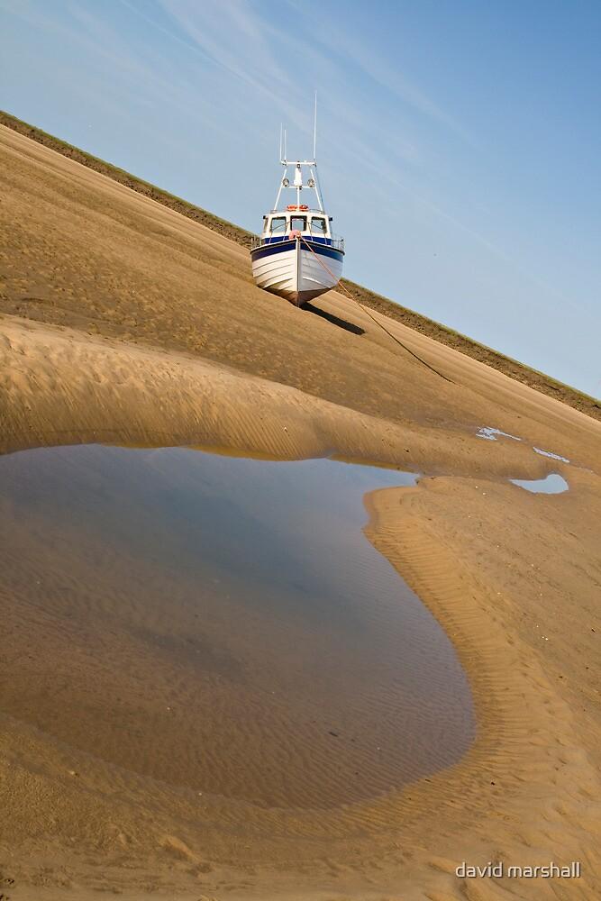 Boat 1 by david marshall