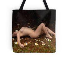 Gardenia Slumber Tote Bag