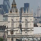 Westminster Abbey - A Compact View of London by ellismorleyphto