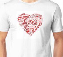 Love Love Love... Unisex T-Shirt