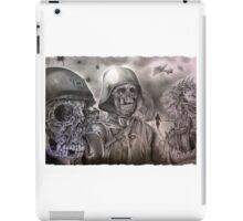Skeleton Army iPad Case/Skin
