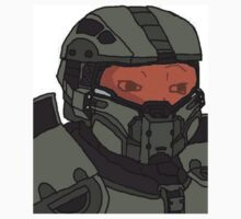 Master Chief Feels Baby Tee