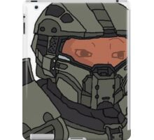 Master Chief Feels iPad Case/Skin