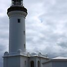 Norah head light house by BecQuist