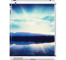 Sleeping Lady iPad Case/Skin