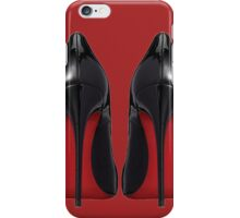 Christian Louboutin Red Sole Pair iPhone Case/Skin