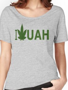 I Love UAH Women's Relaxed Fit T-Shirt