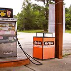 Gas Pump Island by Jay Gross