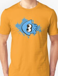 Blue Squid (Splatoon) T-Shirt