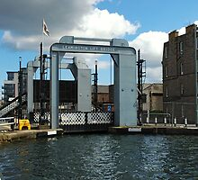 Leamington Lift Bridge by Kasia-D