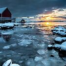 Ice And Snow by John Dekker