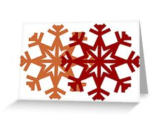 Festival Stars Greeting Card