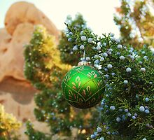 A Desert Christmas by Tori Snow