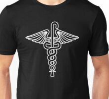 House Caduceus Unisex T-Shirt