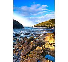 Port Quin Cornwall Photographic Print