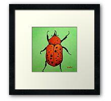 """Beedles - """"Paul"""" Framed Print"""