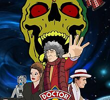 Doctor Who Lost in the dark dimension by DoctorJay