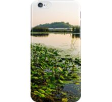 View of the Dniper River at morning iPhone Case/Skin