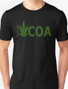 I Love COA T-Shirt