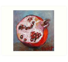 Pomegranate 1 Art Print