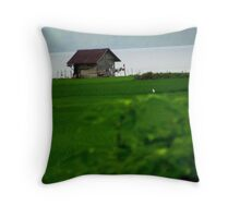 lonely in the planet Throw Pillow